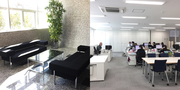 実績・事例紹介 オフィス家具