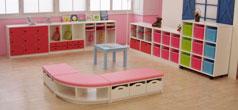 保育・幼稚園家具の実績